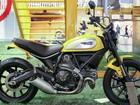 Ducati Scrambler é eleita a moto mais bela do Salão de Milão 2014
