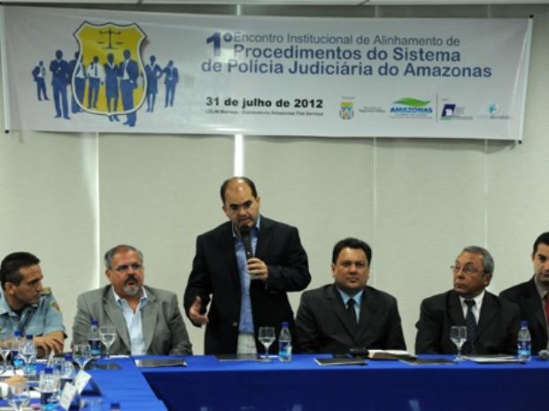 Presidente da ALE-AM, Ricardo Nicolau, anunciou realização de concurso público até o fim do ano (Foto: Divulgação/ALE-AM)