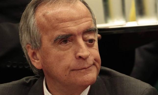 Nestor Cerveró, ex-diretor da área internacional da Petrobras  (Foto: Jorge William / Agência O Globo)