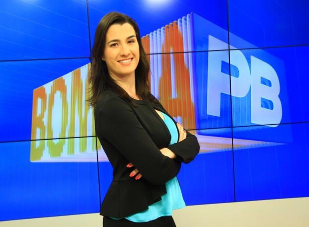 Patrícia Rocha (Foto: Rizemberg Felipe / TV Cabo Branco)