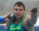 Com só um arremesso, Darlan bate recorde brasileiro e vai à final em 3º