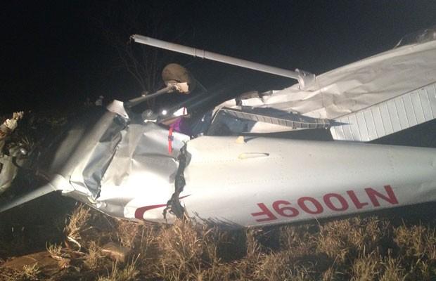 Pai De Jovens Mortas Em Queda De Aeronave Presenciou Acidente
