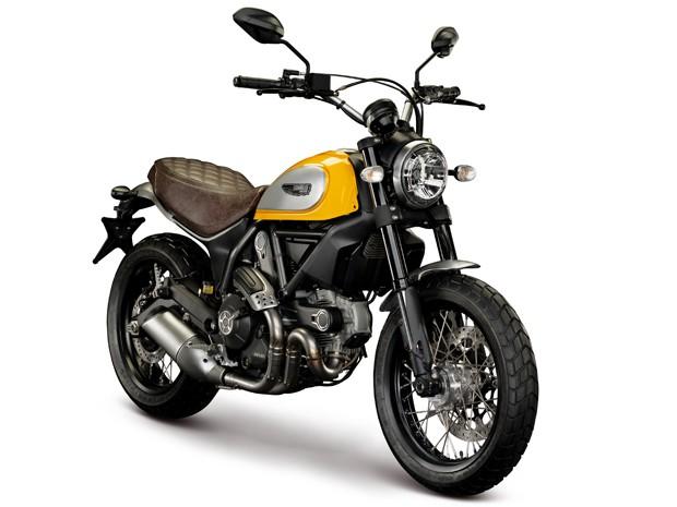 Ducati Scrambler Classic (Foto: Divulgação)