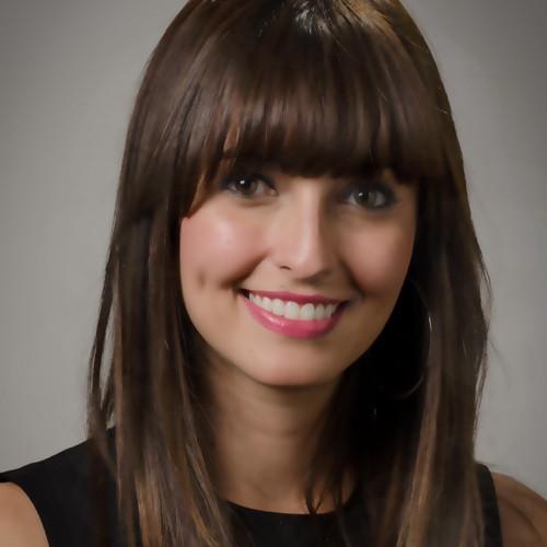 Erica Firmo, da GE (Foto: Acervo pessoal)
