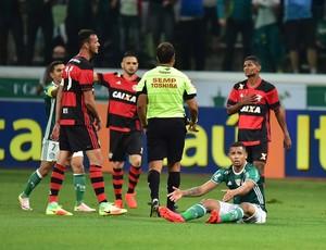 Gabriel Jesus Flamengo Palmeiras (Foto: Marcos Ribolli)