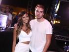 Olin Batista e Ellen Teodoro terminam namoro: 'Caminhos diferentes'