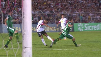 Melhores momentos: Paulista 1 x 0 Chapecoense pela Copa São Paulo de Futebol Júnior