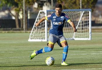 Arrascaeta, Cruzeiro (Foto: Washington Alves/ Light Press)