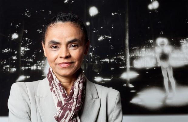 Marina Silva (Foto: Patricia Stavis/ Editora Globo)