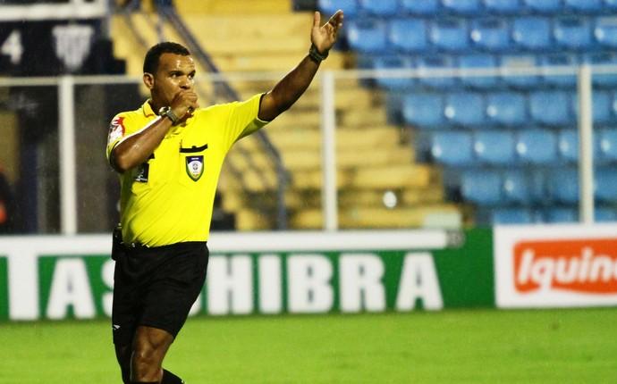 Edivaldo Elias da Silva (Foto: Jamira Furlani/Avaí FC)