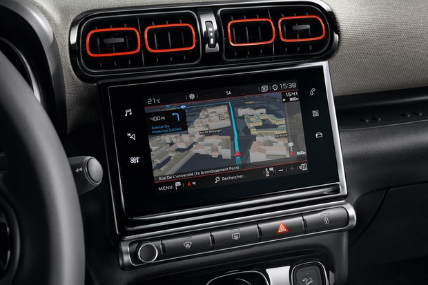 Citro U00ebn Revela Novo Suv Compacto C3 Aircross