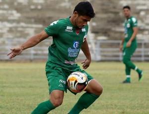 Hugo Sanches, atacante do Serrano-PB (Foto: Divulgação / Serrano-PB)