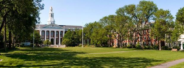 Harvard Business School, escola de negócios mais famosa do mundo (Foto: Reprodução/Facebook)