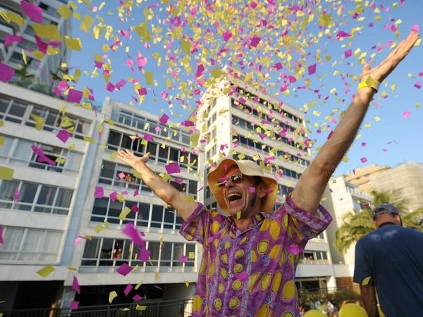 A alegria contagiante do carnaval nacional (Foto: Publius Vergilius)