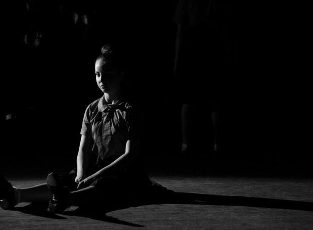 Sapateado de Nara Dutra é atração no Teatro Reviver (Foto: Divulgação)