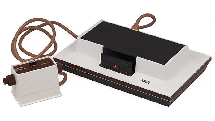 O Magnavox Odissey (1972) foi primeiro videogame fabricado no mundo (Foto: Divulgação)