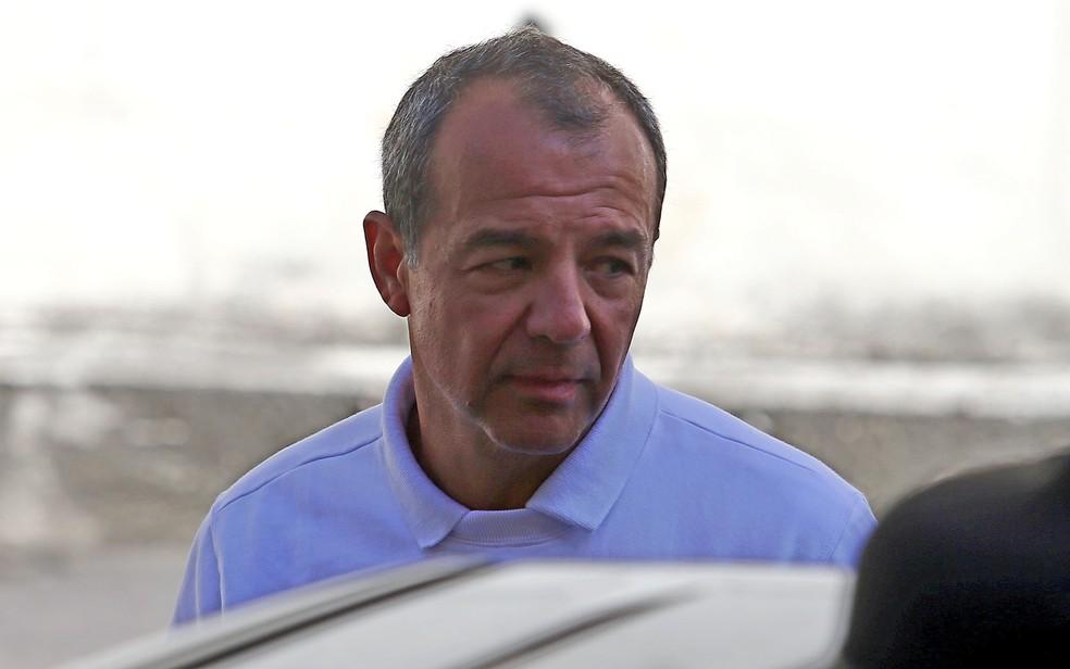 O ex-governador Sérgio Cabral foi condenado pelo juiz Sérgio Moro a 14 anos e dois meses de prisão  (Foto: Fábio Motta/Estadão Conteúdo)