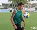 Focado no Vasco da Gama, Michel diz que Ceará melhorou ao não sofrer gol