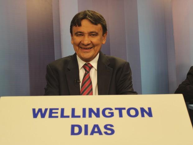 Resultado de imagem para governador wellington dias