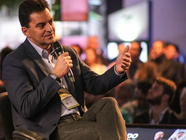 Marcelo Porto, presidente da IBM Brasil, participa de mesa de discussão no IT Forum Expo 2017, em São Paulo (Foto: IT Forum Expo/Flickr)