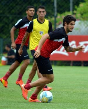 Alexandre Pato São Paulo (Foto: Divulgação/saopaulofc.net)