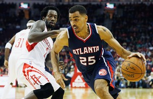 Thabo Sefolosha basquete Atlanta Hawks (Foto: Getty Images)
