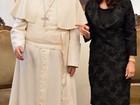 Presidente argentina sofre torção no tornozelo antes de reunião com Papa