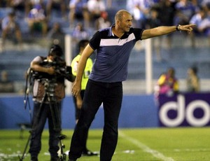 Gilmar Dal Pozzo, técnico do Paysandu (Foto: Akira Onuma/O Liberal)