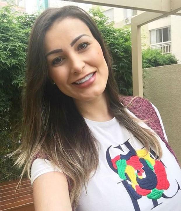Andressa Urach agora é uma serva de Deus (Foto: Reprodução/Instagram)