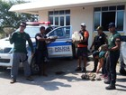 Operação apreende nove quelônios e 400m de rede de pesca em Óbidos, PA