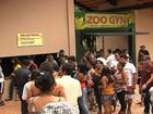 Zoológico de Goiânia recebe público quatro vezes acima do esperado