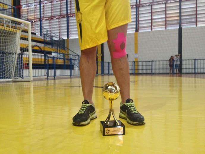 Matheus, futsal, Praia Clube, ala, fixo (Foto: Gullit Pacielle)