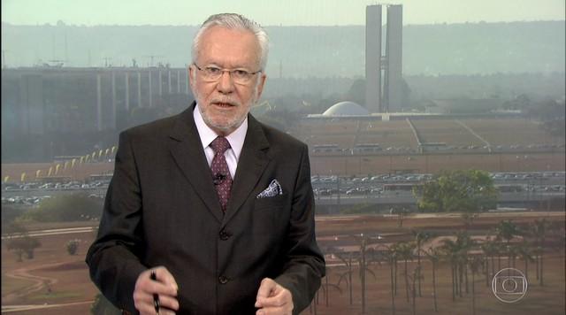 Alexandre Garcia comenta ameaça de racha entre aliados de Temer