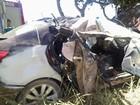 Acidente na BR-356 deixa um morto e feridos no feriado de Tiradentes