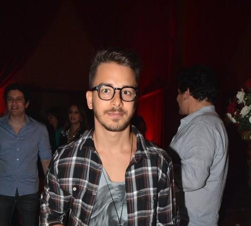 Junior Lima - apresentador de programa online ao vivo (Foto: AG.News)