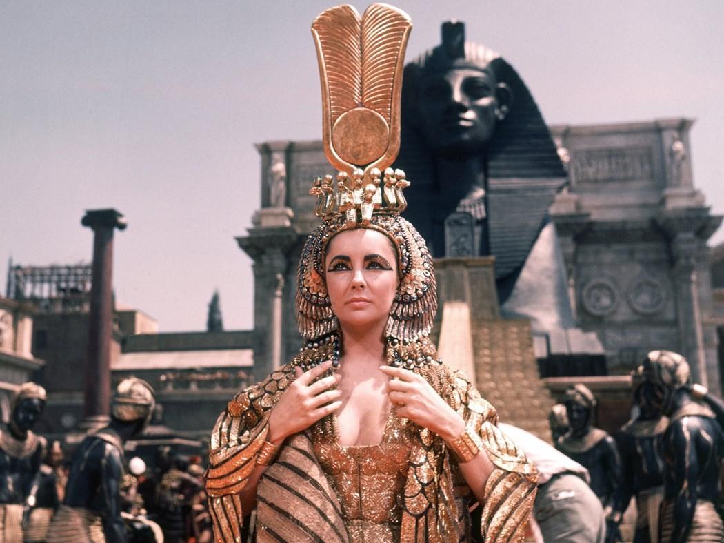 Cleópatra (Foto: Reprodução)