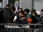 Países na rota dos Bálcãs definem controle de entrada de refugiados