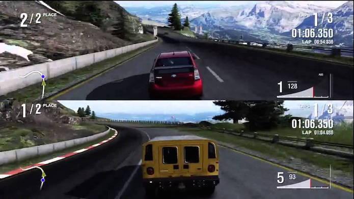 Confira os melhores jogos de carro para dois jogadores (Foto: Reprodução)