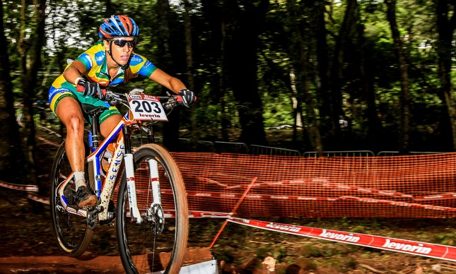 Isabela Lacerda de olho no ranking olímpico