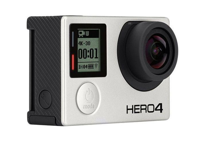 GoPro HERO4 tem modelo com display e filmes em 4K (Foto: Divulgação)