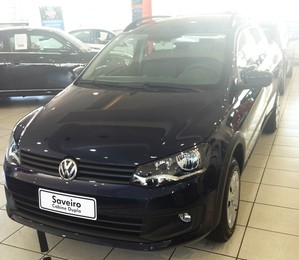 Volkswagen Saveiro (Foto: Autoesporte)