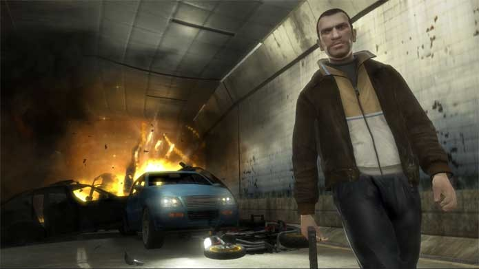 GTA 4 no Spark (Foto: Divulgação/Rockstar)