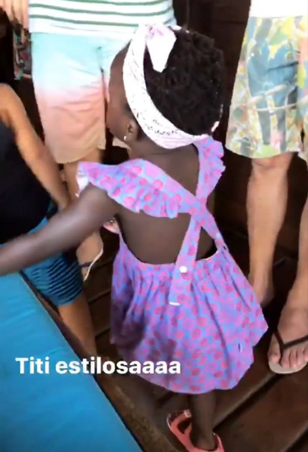 Titi Ewbank (Foto: Reprodução Instagram)