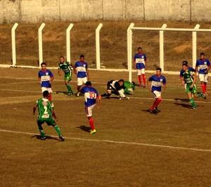 Guaraí vence o Tocantins por 1 a 0 na segunda rodada do sub-19 (Foto: Divulgação/TV Lobão)