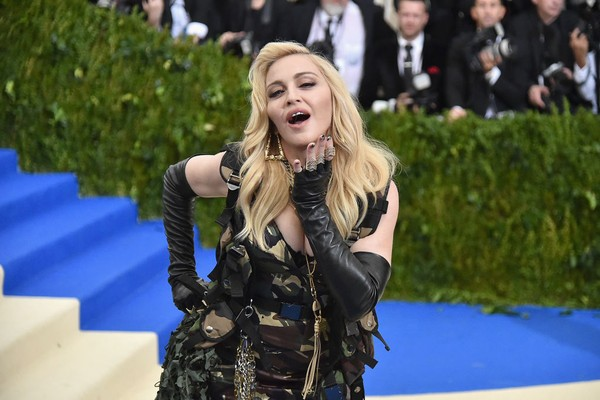 A cantora Madonna (Foto: Getty Images)