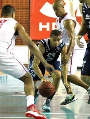 Pinheiros x Liga Sorocabana LSB NBB  (Foto: Wladimir Alves / LSB)