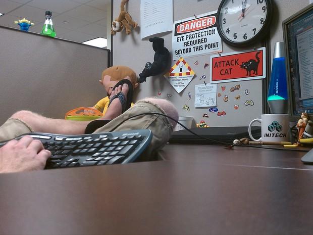 Procrastinação; férias; descanso (Foto: Photo Pin)