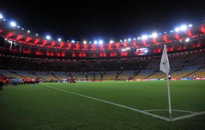 Flamengo x Barra Mansa (Foto: André Durão / Globoesporte.com)