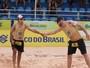 Visados após ouro, Alison e Bruno têm trabalho na primeira fase em Brasília