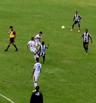 Paulista x Independente, pela Copa Paulista (Foto: Divulgação / Paulista FC)